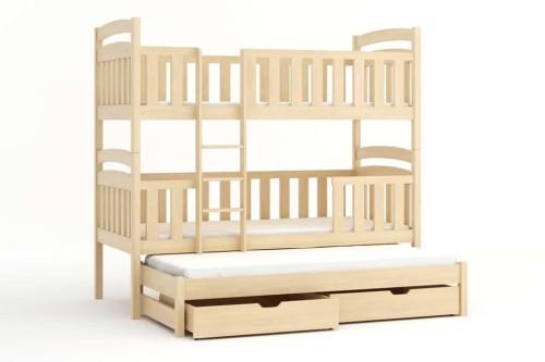 Łóżko piętrowe LABOO